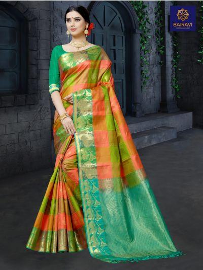 Bairavi Traditional Silk Saree-BTSS1211
