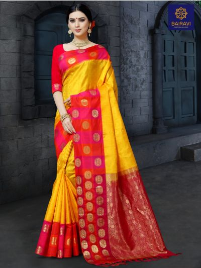 Bairavi Traditional Silk Saree-BTSS1200