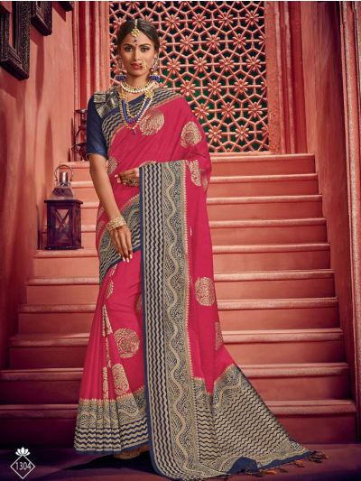 Kathana Exclusive Cotton with Jute Mix Saree