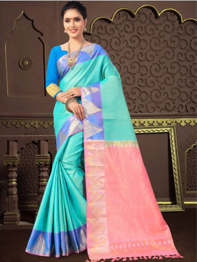 MIB3448644(1346) - Vipanji Traditional Silk Saree