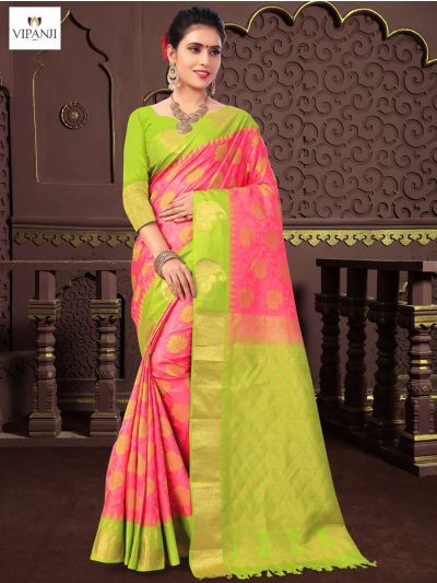 MIB3448666(1354) - Vipanji Traditional Silk Saree