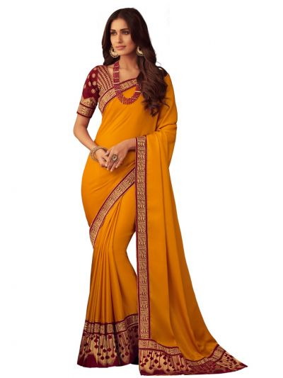 Kathana Exclusive Designer Sana Silk Saree
