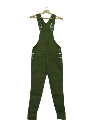 Women Fancy Dungaree Suit - EKM