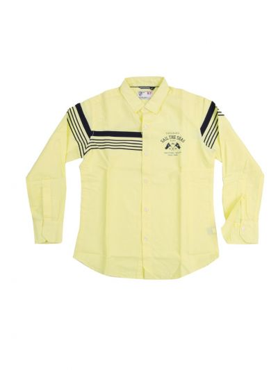 Boys Casual Cotton Shirt - NDC1005206
