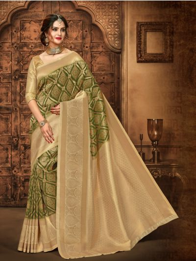 MID5183176-Kyathi Semi Banarasi Saree