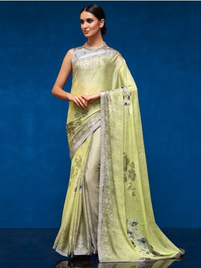 LFC5308706-Georgette Party Wear Saree