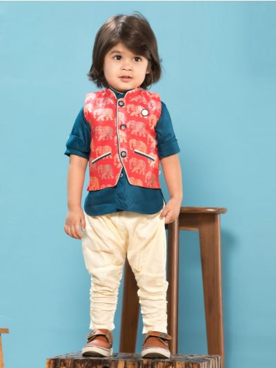 Boys Casual Shirts and Pant Set - TUP2360
