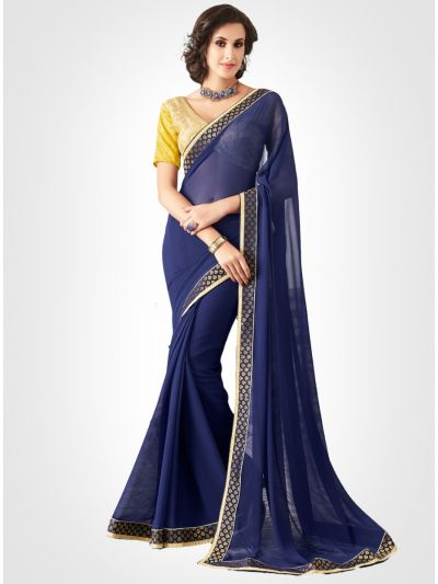 Similar Chiffon Party Wear Saree