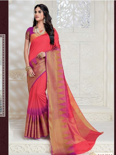 MED9187933-Kathana Fancy Raw Silk Saree