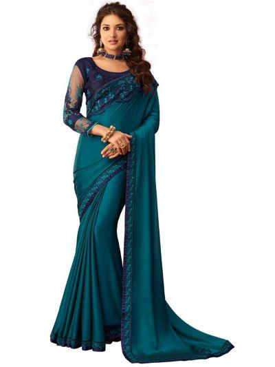 Kathana Exclusive Shimmer Chiffon Saree-SCS3914