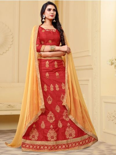 Women's Embroidery Lehenga Choli