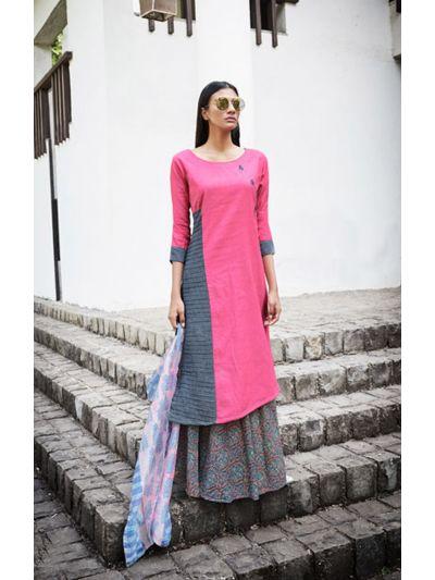 Cotton Readymade Salwar Kameez