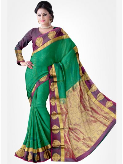 Bairavi Uppada Traditional Silk Saree - UTSS419