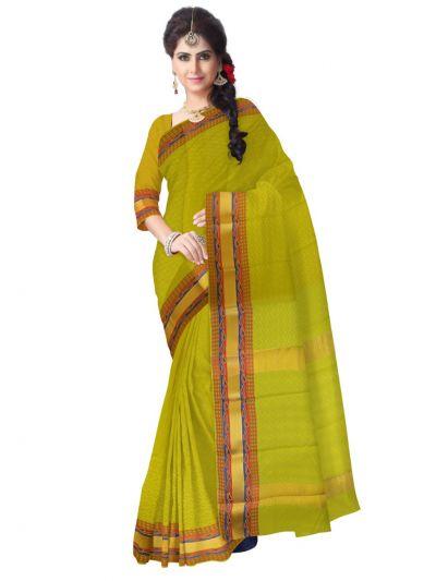 Fancy Art Silk Saree - FAS521