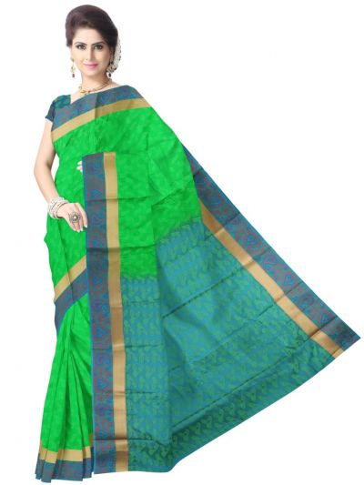 Fancy Art Silk Saree - FAS531