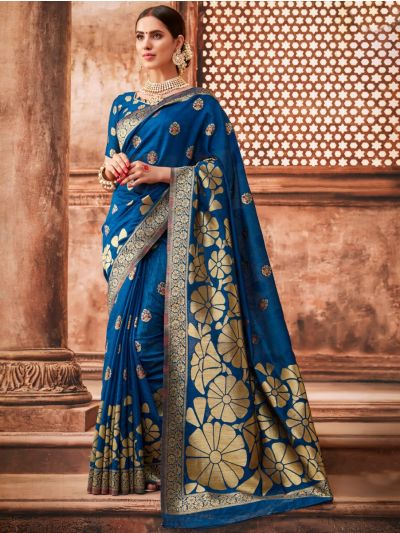 Kathana Exclusive Semi Jute Silk Saree - KSJS901