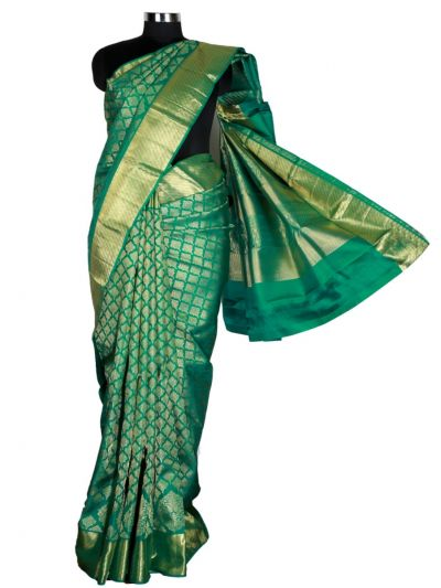 Exclusive Vivaha Silk Saree