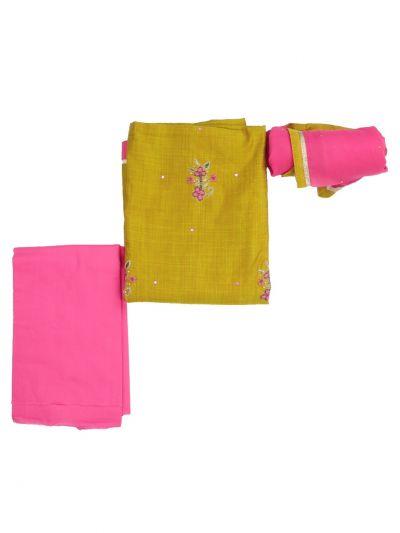 Women Cotton Dress Material - MID6089172