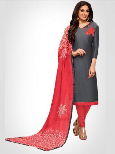 Soft Cotton Dress Material