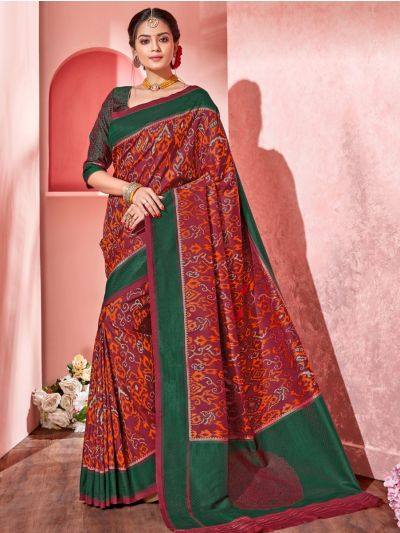 Kathana Exclusive Designer Saree-MED9257171