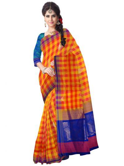 Kanmanie Pure Soft Silk Saree