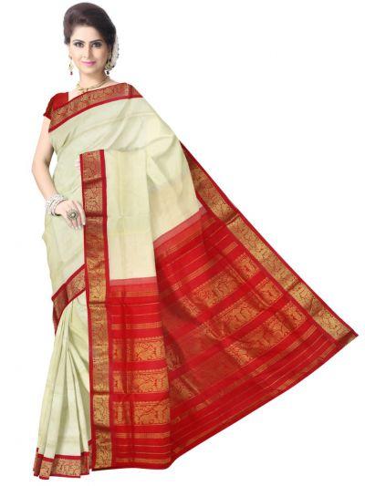 Chamelli Exclusive Arni Silk Cotton Saree