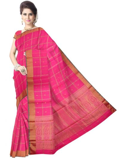 Fancy Kora Silk  Saree