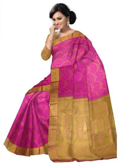 Vivaha Kanchipuram Pure Silk Saree - LFD6844161
