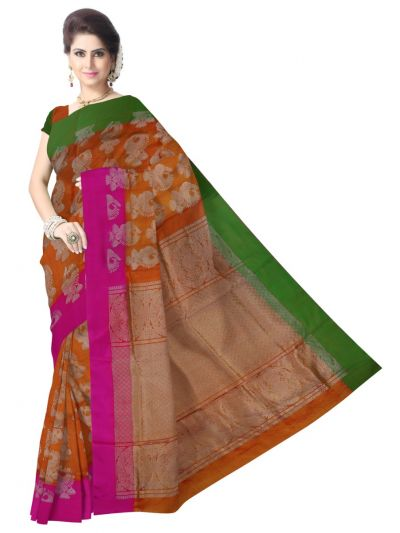 Soft Silk Saree - LGB9136826