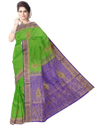 Vivaha Wedding Stone Work Silk Saree