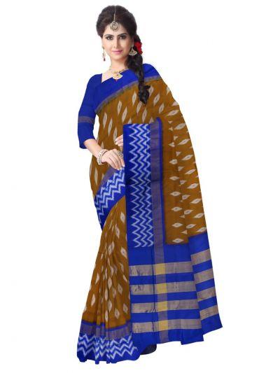 Pochampally Silk Saree - LGE2333085