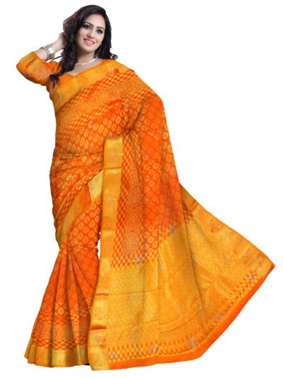 Vivaha Wedding Stone Work Silk Saree - LGE2747728