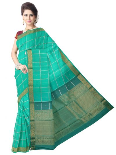 Fancy Kora Silk  Saree - LID6040917