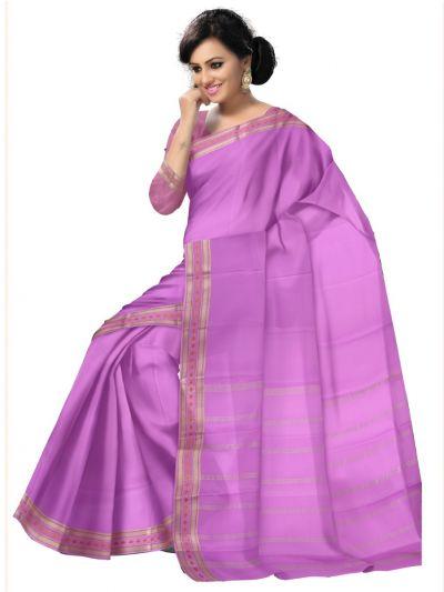 Kyathi Mysore Silk Pink Saree
