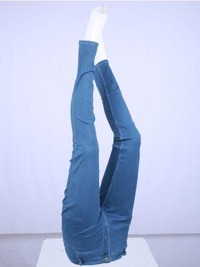 Women's Denim Slim Fit Jeggings - LJB8038106 - 30 Size
