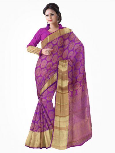 Vivaha Kanchipuram Pure Silk Saree - LJC9092311