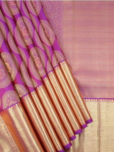 Vivaha Kanchipuram Pure Silk Saree - LJC9092311
