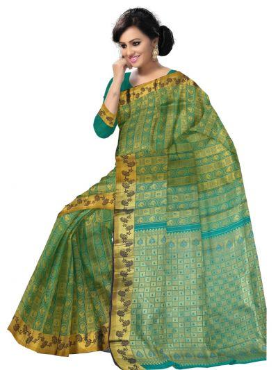 6c510fe0a Wedding Silk Sarees ,Vivaha Bridal Silk Sarees-The Chennai Silks