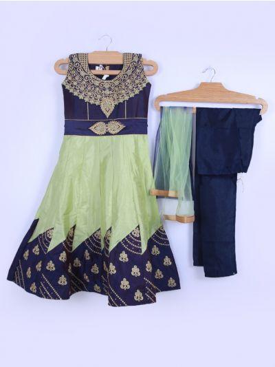 Girls Salwar Suit Set - LJD0120146 - 30Size