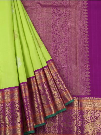 Vivaha Exclusive Wedding Silk Saree - LJD0458250