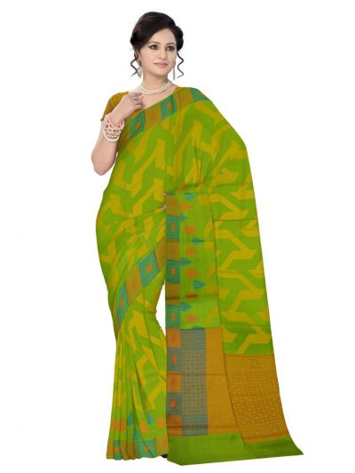 Sahithyam Exclusive Dupion Silk Saree