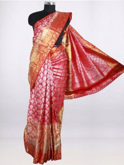 Vivaha Goddess Kanchipuram Silk Saree