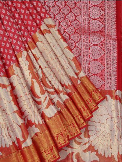 Vivaha Bridal Kanchipuram Silk Saree - LKA2371518