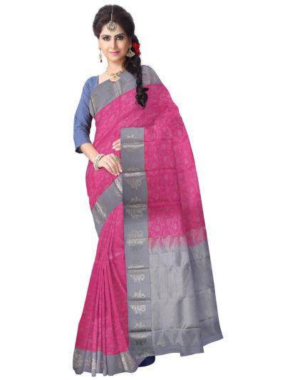 Uppada Traditional Silk Saree - LKA2605282