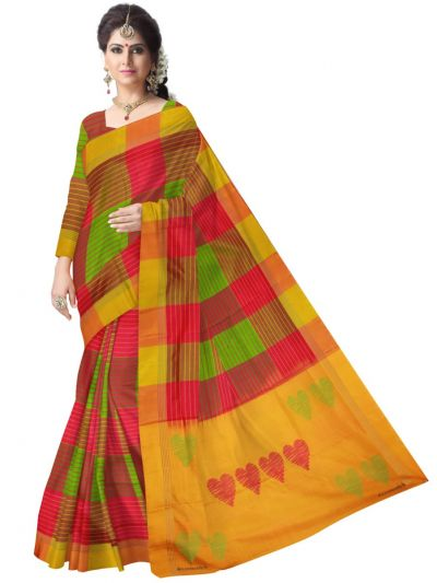 Kanmani Soft Silk Saree