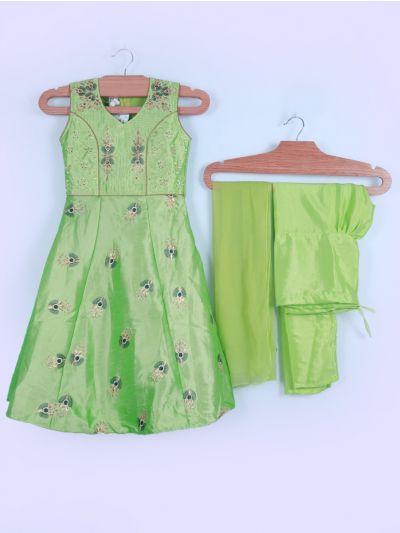 Girls Salwar Suit Set - LKB3560991 - 26Size