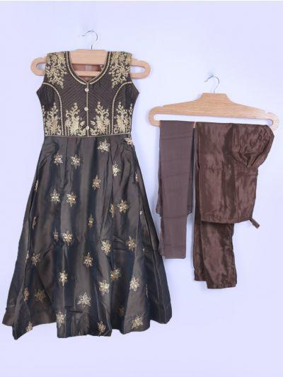 Girls Salwar Suit Set - LKB3560995 - 30Size