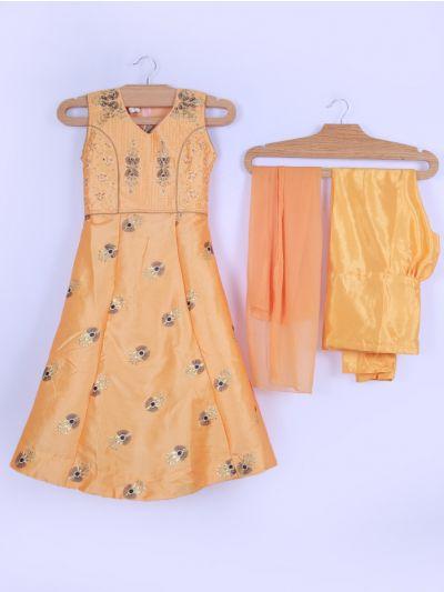 Girls Salwar Suit Set - LKB3560996 - 30Size