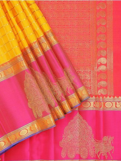 LKC4161048 - Vivaha Goddess Wedding Silk Saree