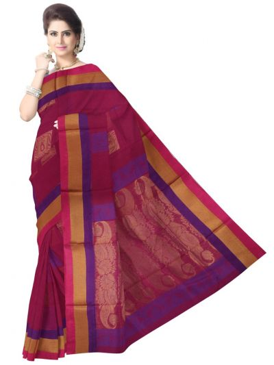 Chamelli Silk Cotton Saree